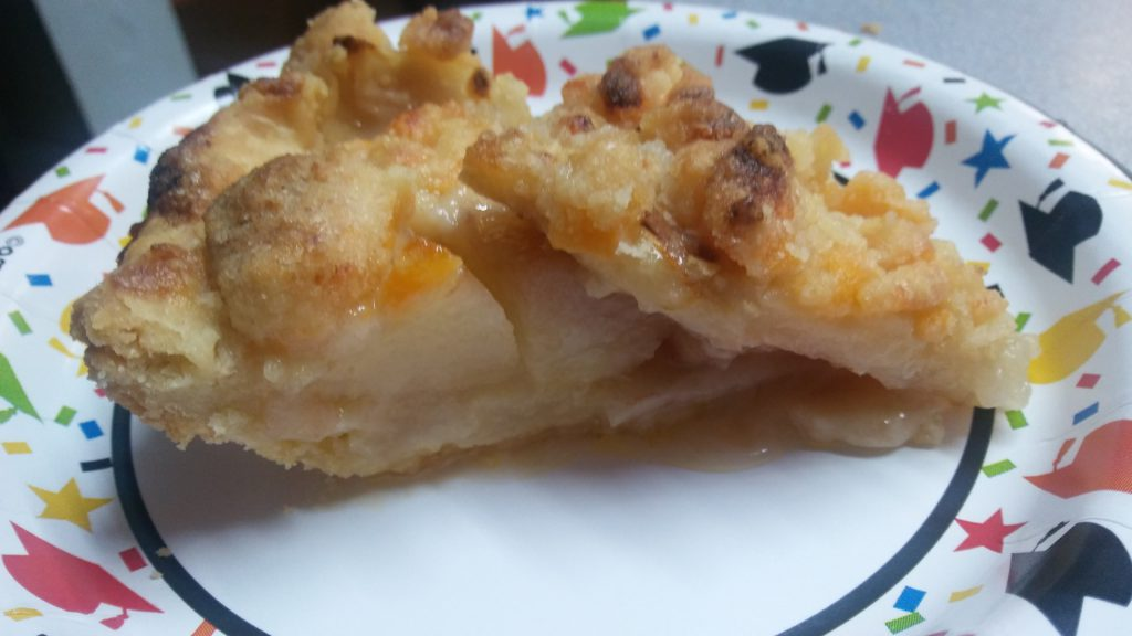 Easy Pear Pie Recipe - Award Winning!