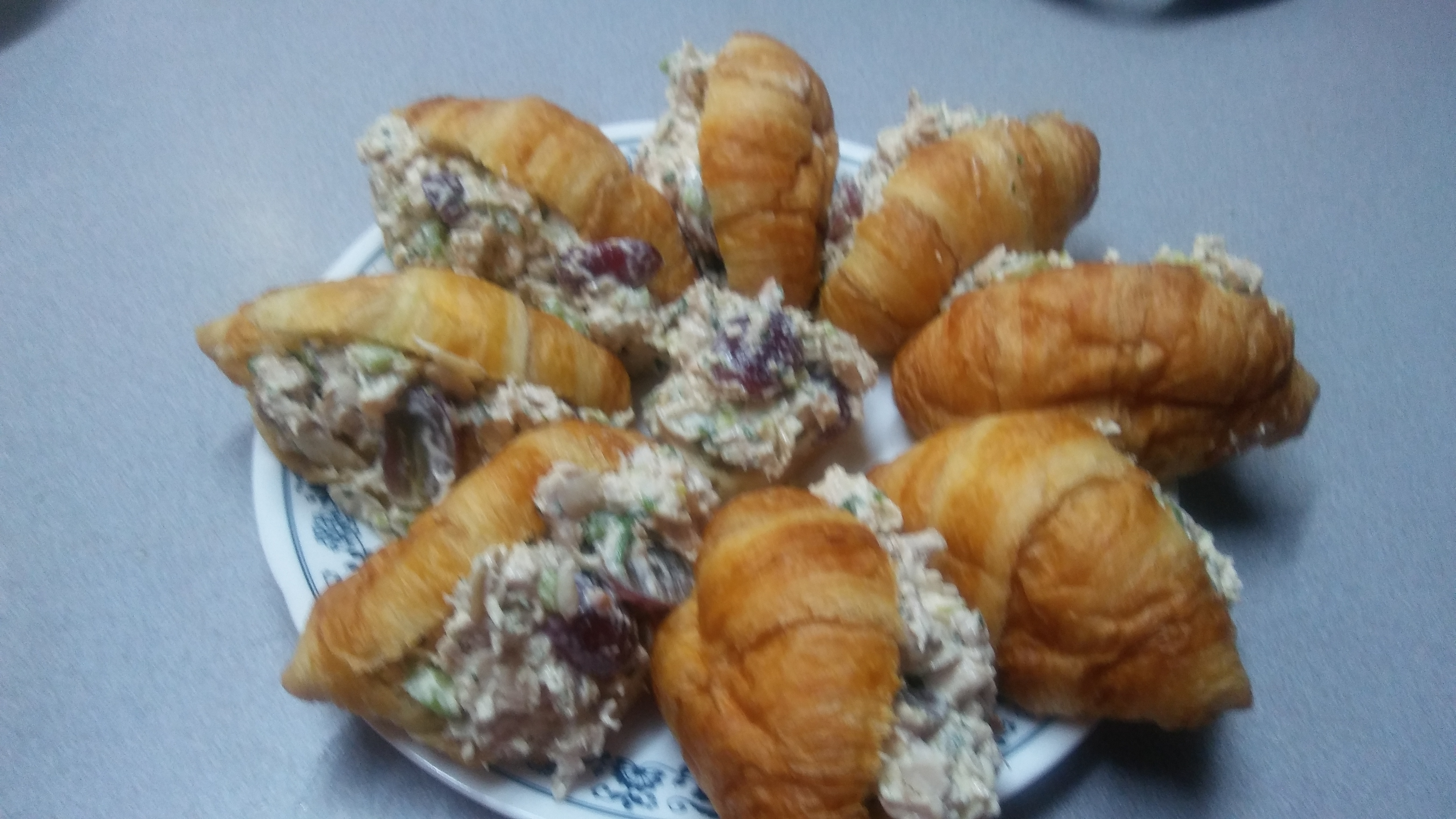 Easy Chicken Salad Recipe - Great For Feeding A Crowd!