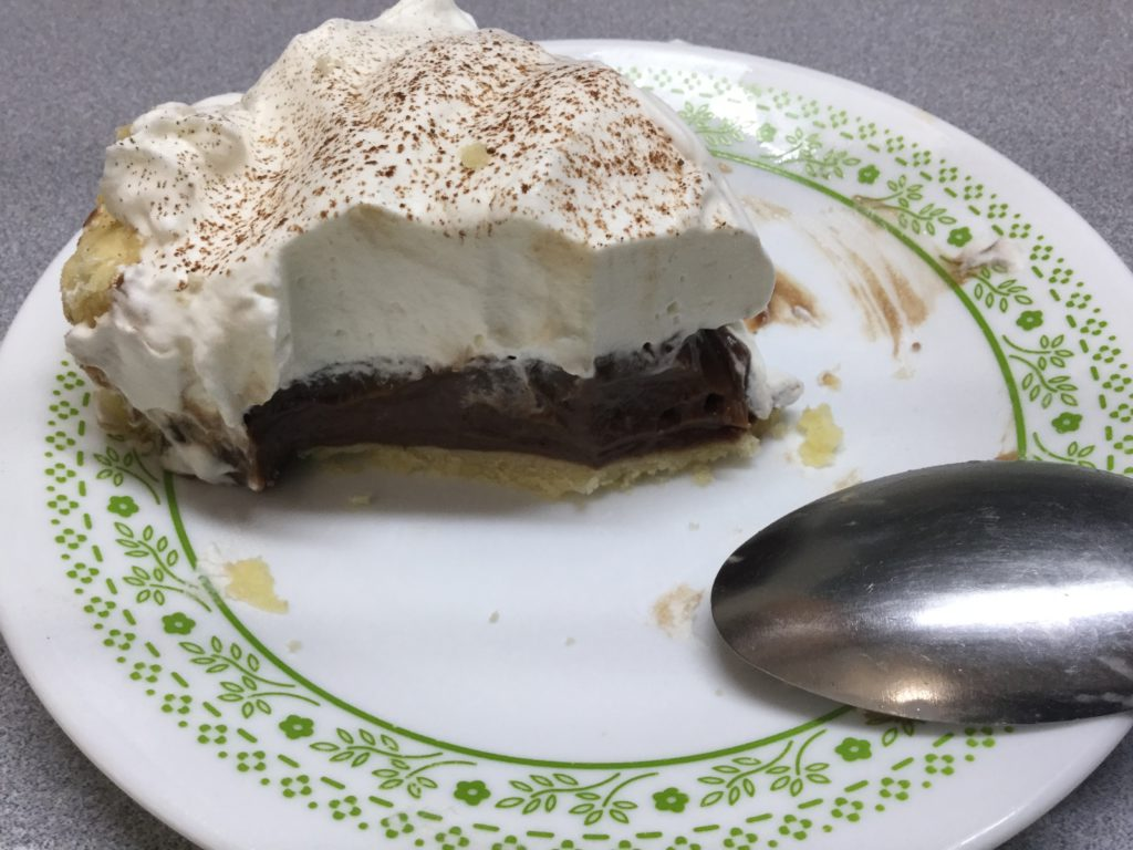 Homemade Chocolate Cream Pie Recipe - Absolutely The Best!