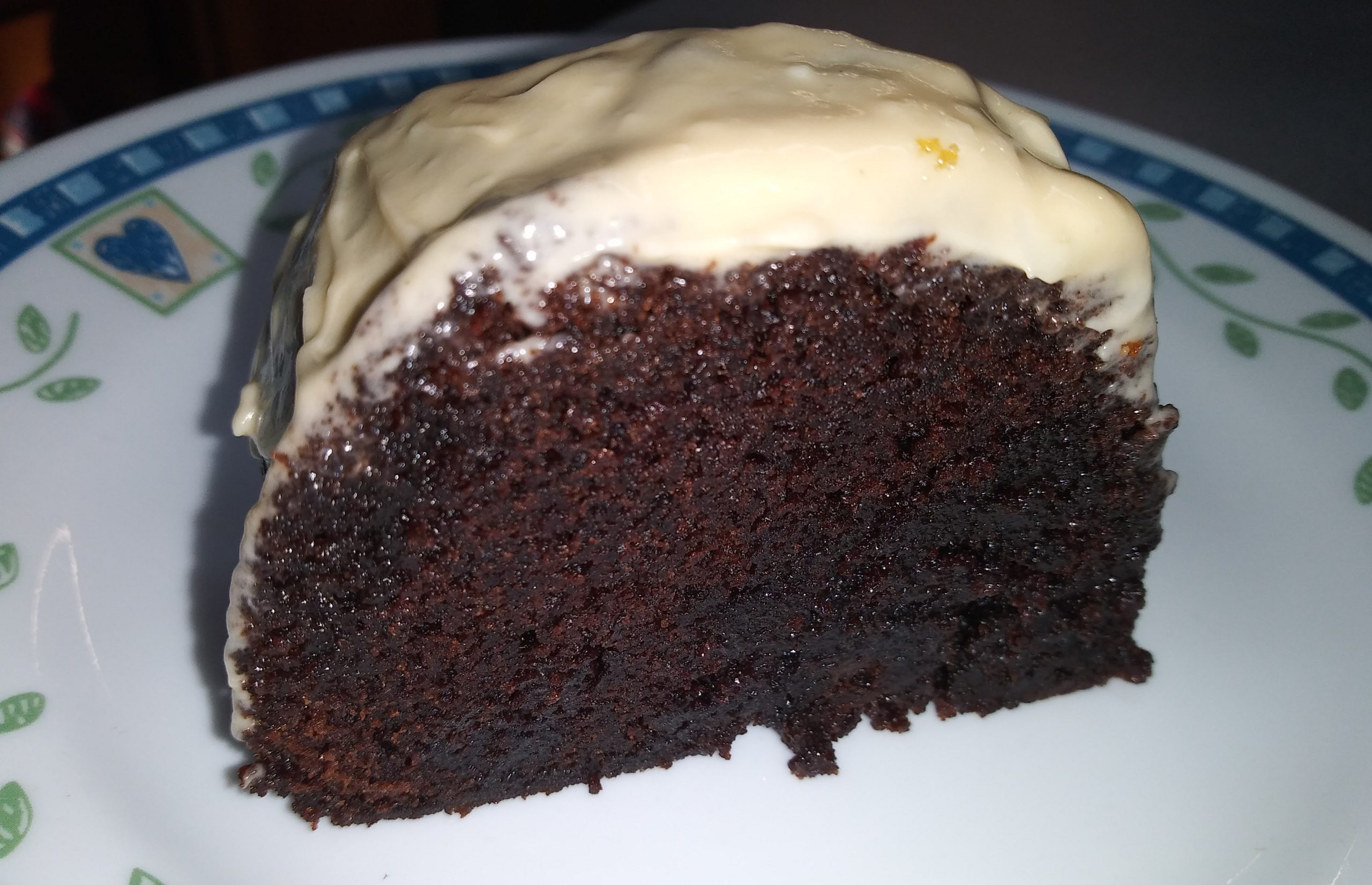 Chocolate Rum Cake Recipe – Coffee & Rum In One Cake!