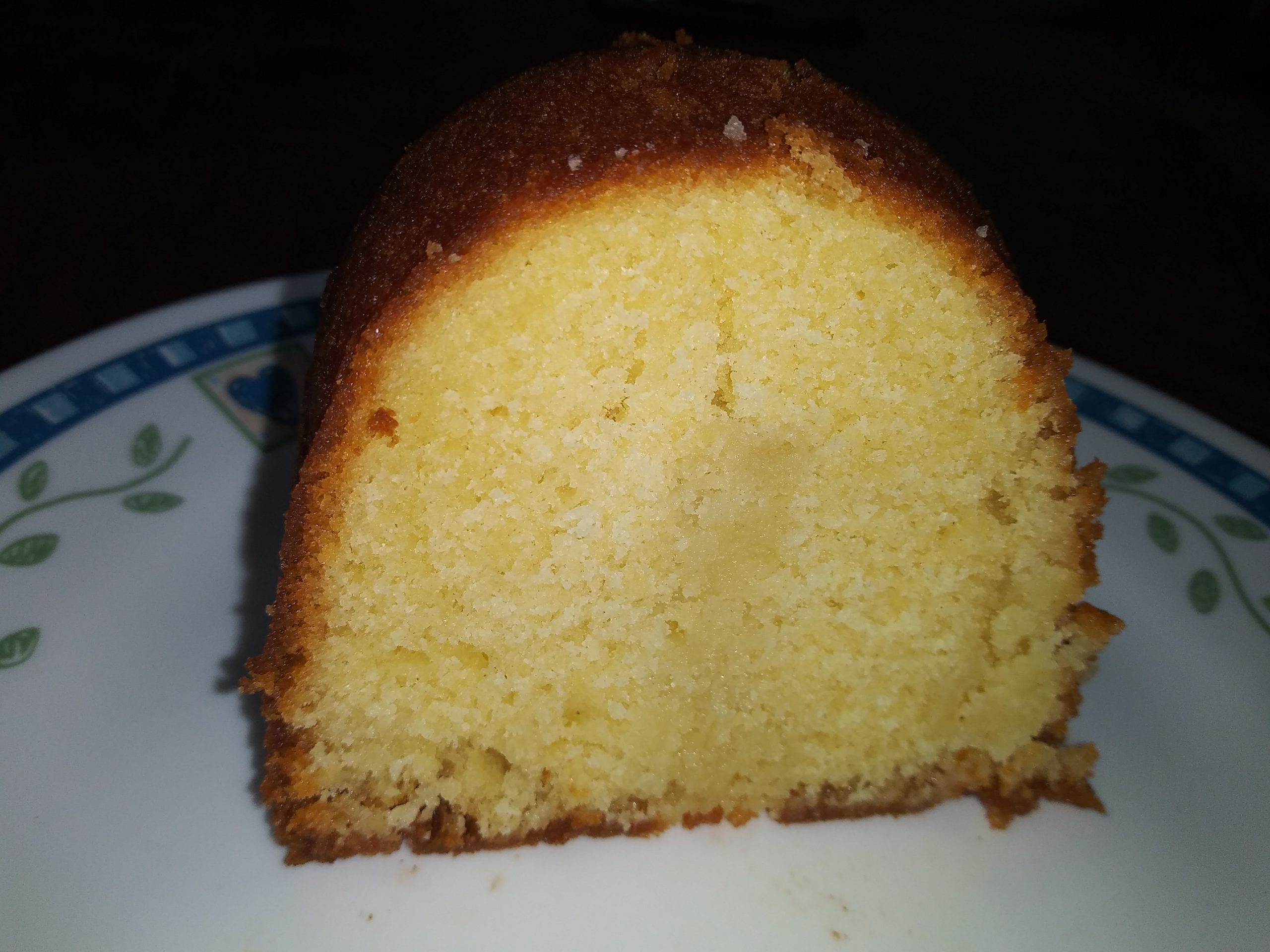 Rum Cake Recipe From Scratch – No Cake Mixes!
