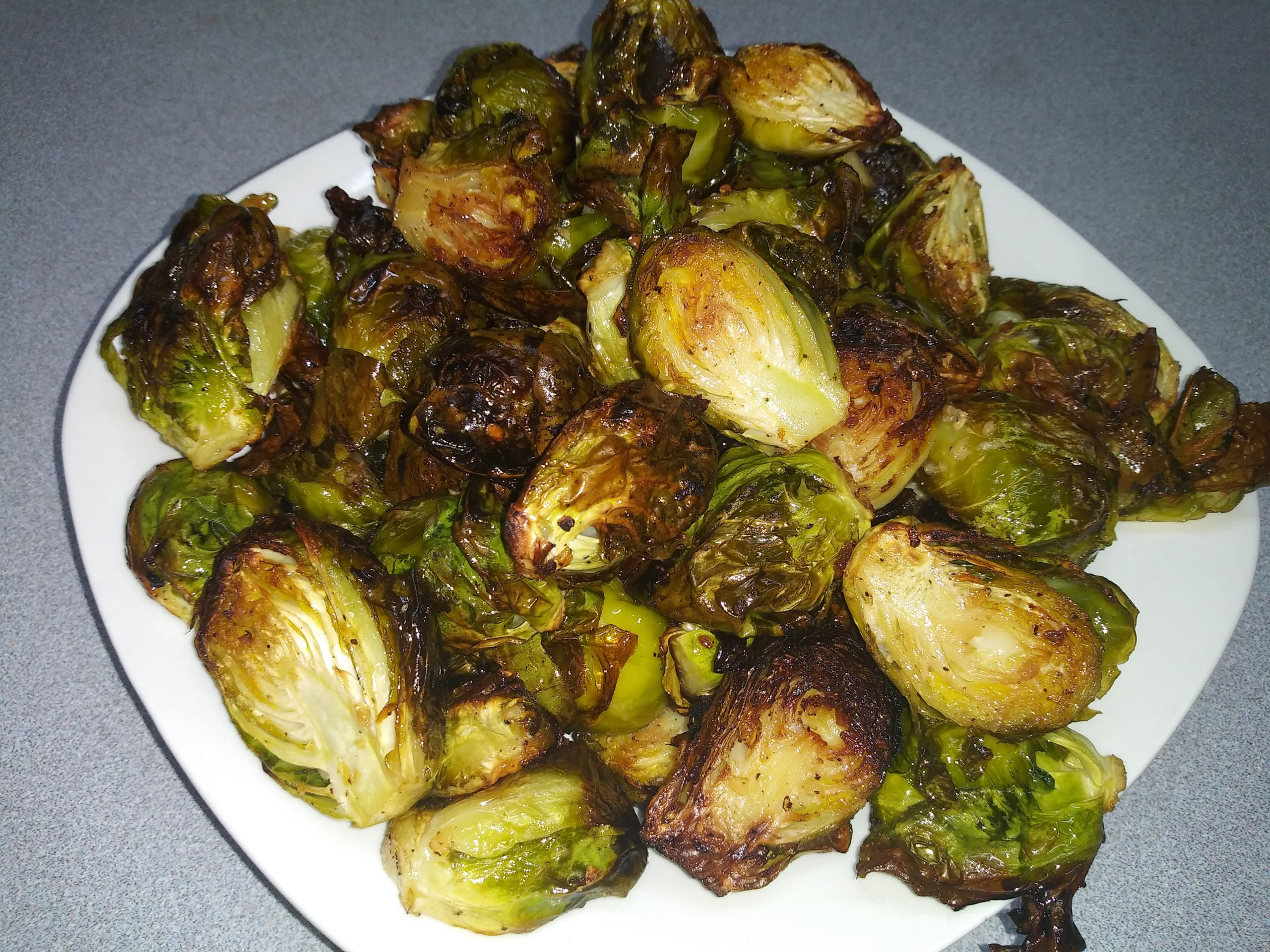 Oven Roasted Brussel Sprouts Recipe – Simple and Delicious