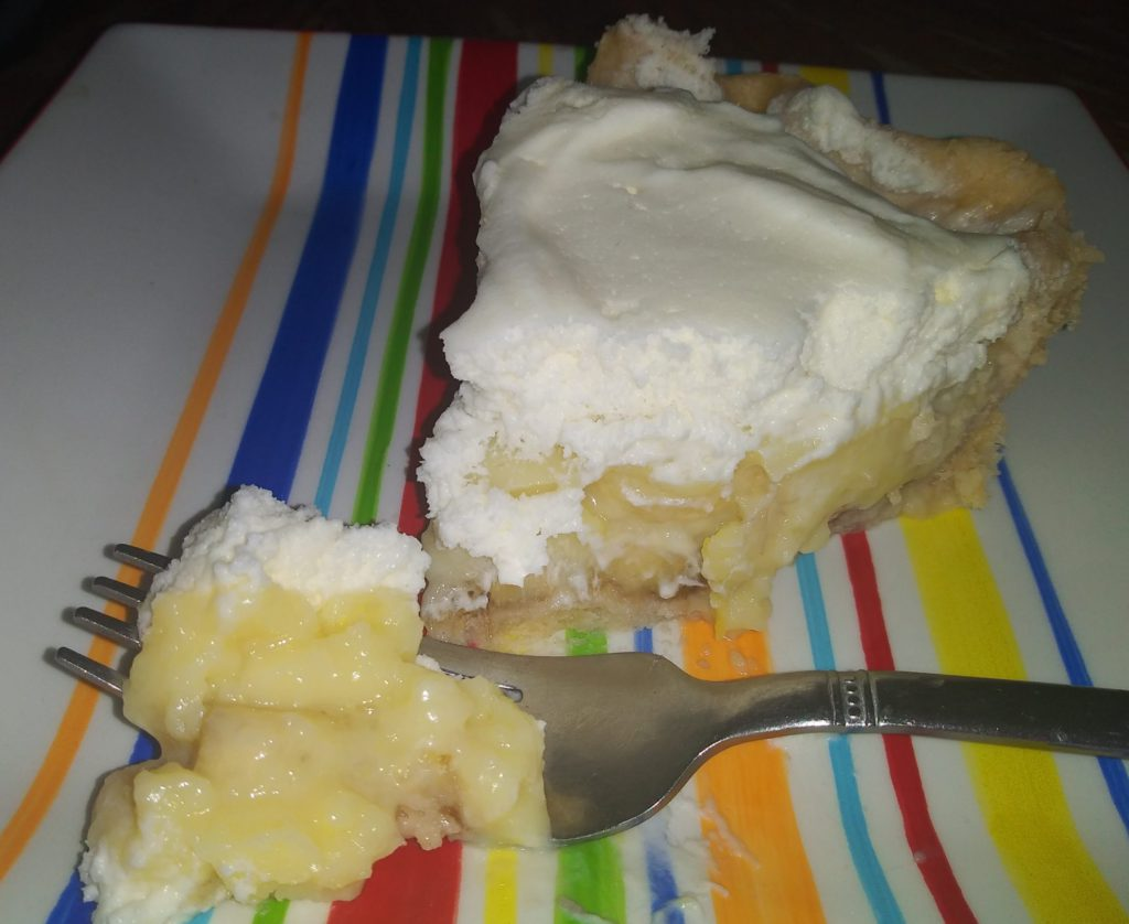 Homemade Banana Cream Pie Recipe - Delicious!